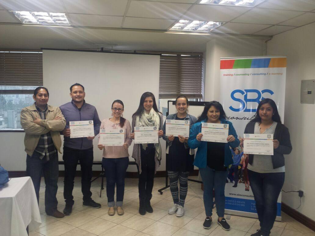 Certificación Internacional: Auditor Interno ISO 9001:2015(Quito)