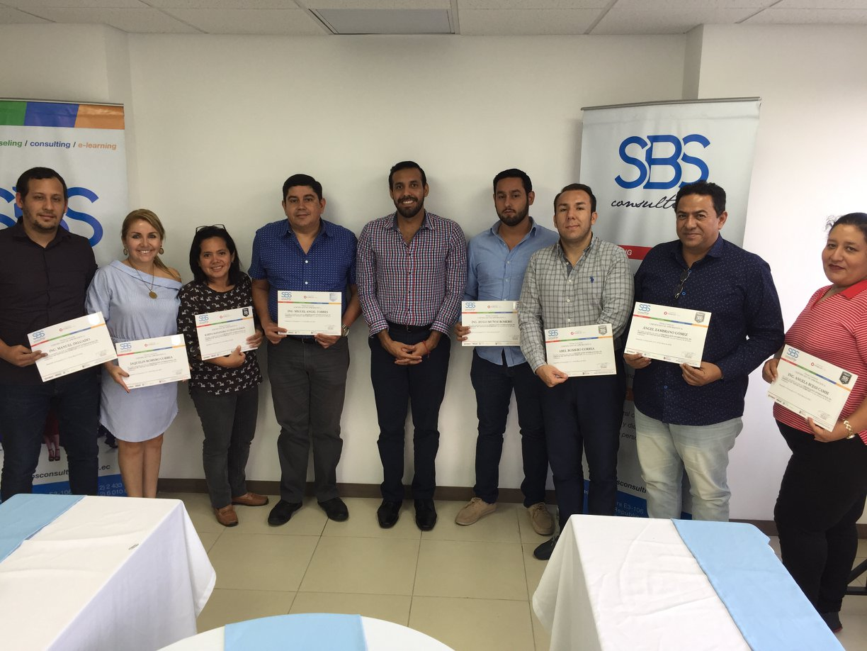 Certificación en Gerencia de Ventas con Forecast (Guayaquil)