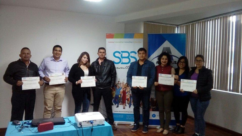Certificación Internacional de Auditor Interno ISO 9001:2015