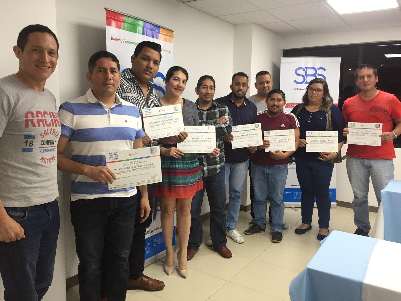 Certificación Internacional - Auditor Interno ISO 90012015 (GYE)