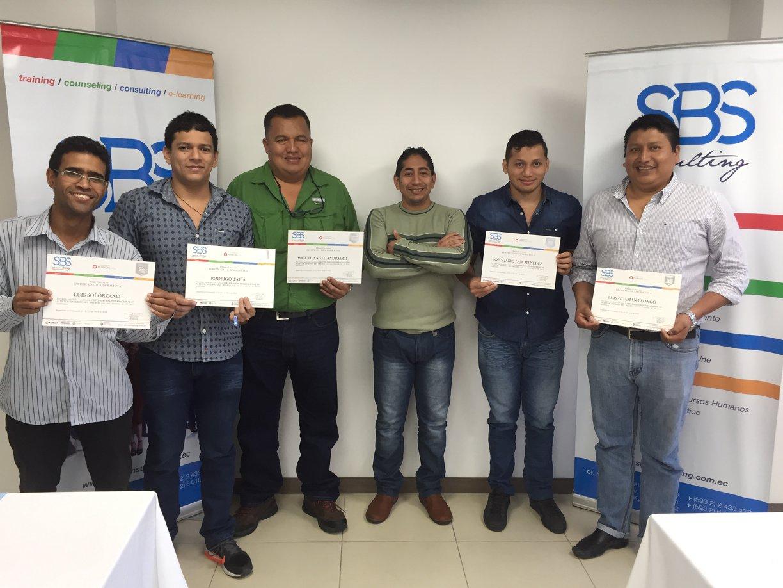 Certificación de Auditor Interno ISO 9001 2015 (Guayaquil)