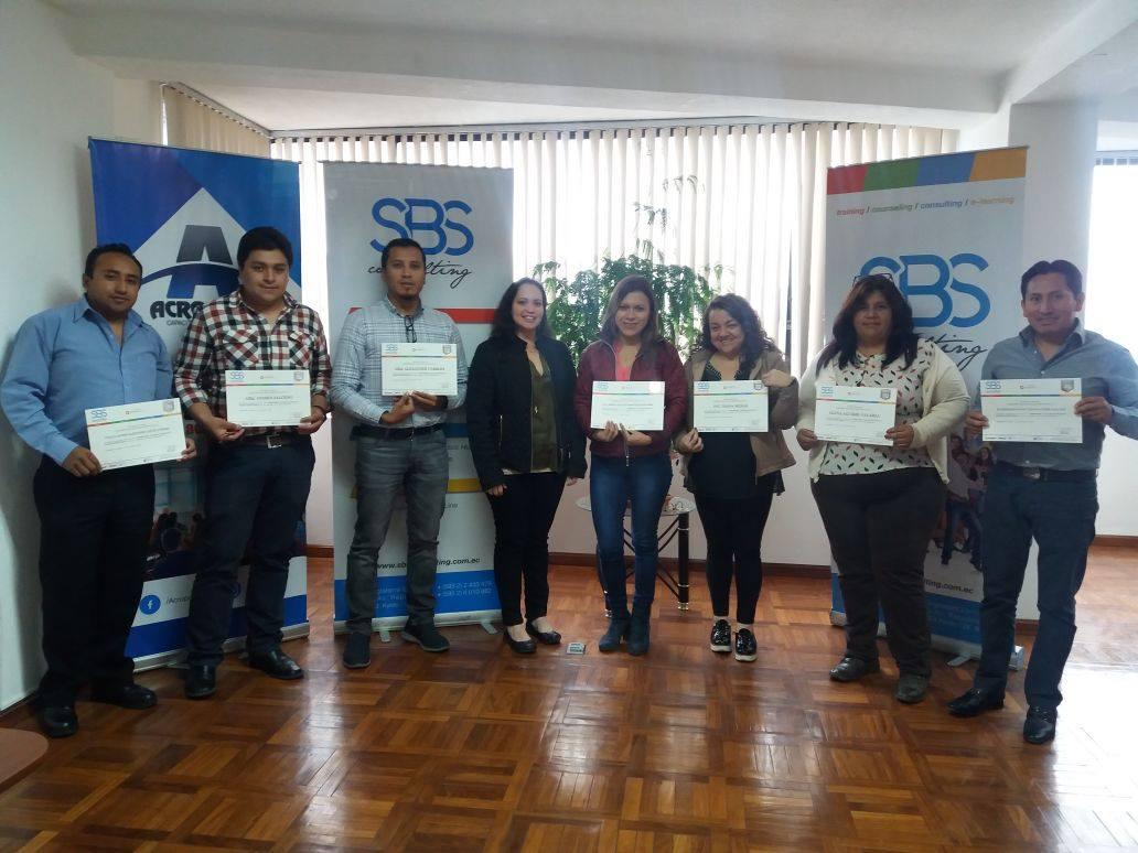 Seminario Taller Elaboración de Ofertas con Ushay (Quito)
