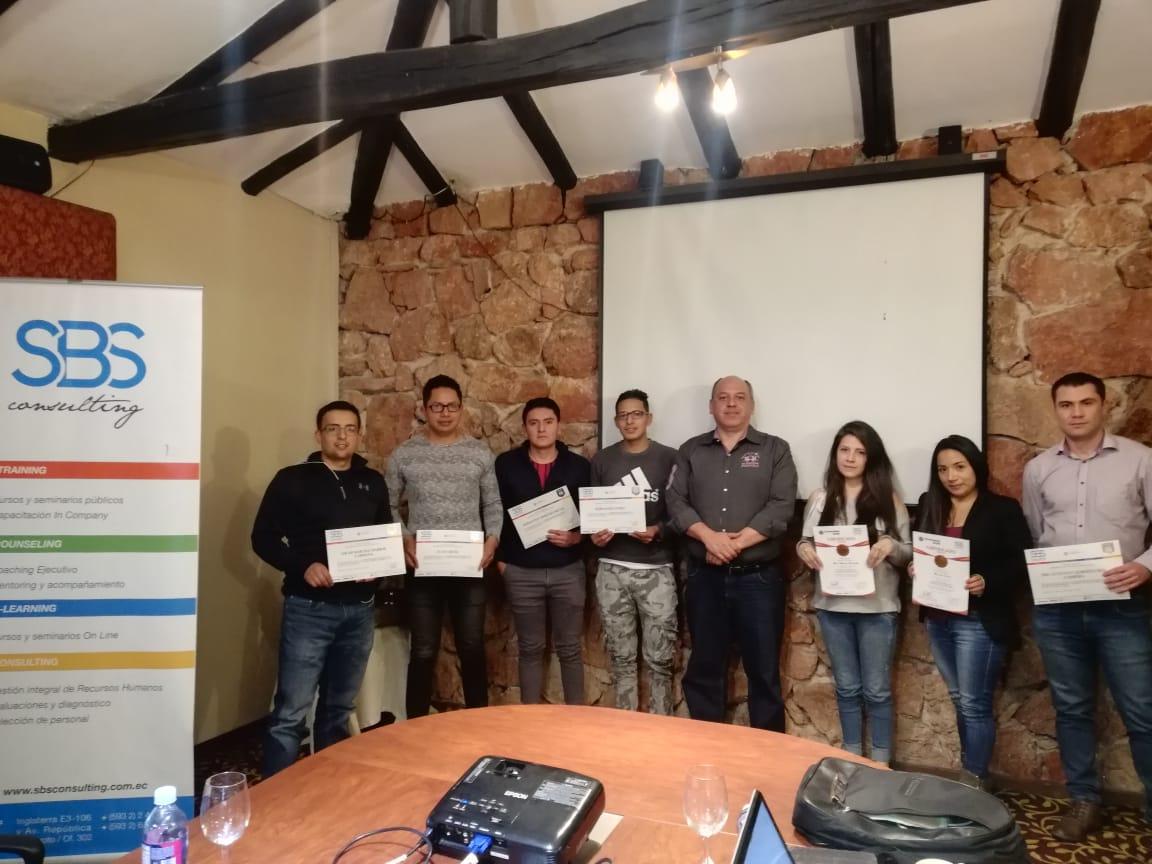 Manejo de Bodegas y Control de Inventarios (Cuenca)