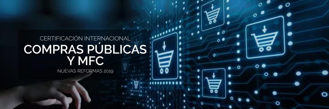 Certificación Internacional en Compras Publicas y MFC