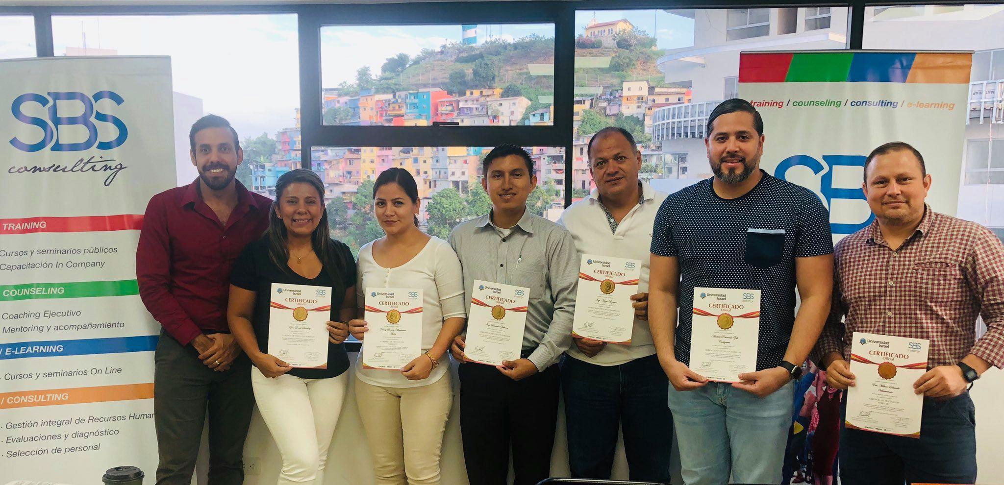Gerencia de Ventas con Forecast Guayaquil