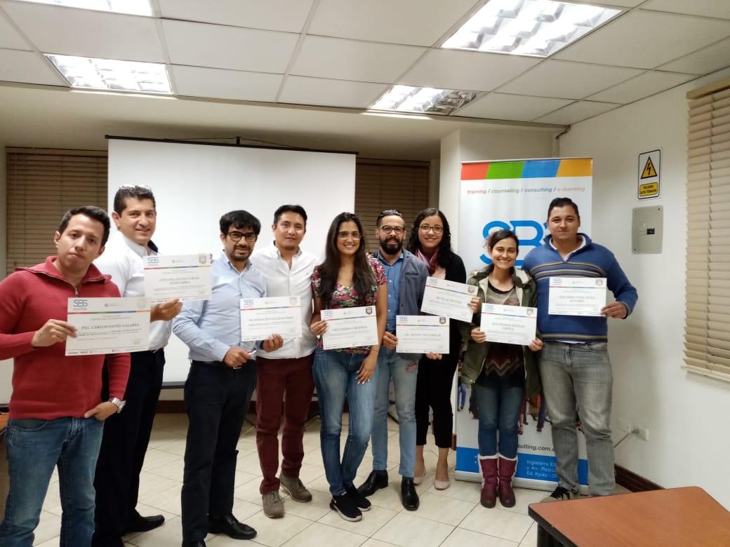Seminario Internacional en Cierre de Ventas con PNL (Quito)