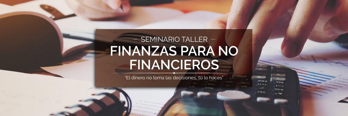 Seminario Taller Finanzas Para No Financieros