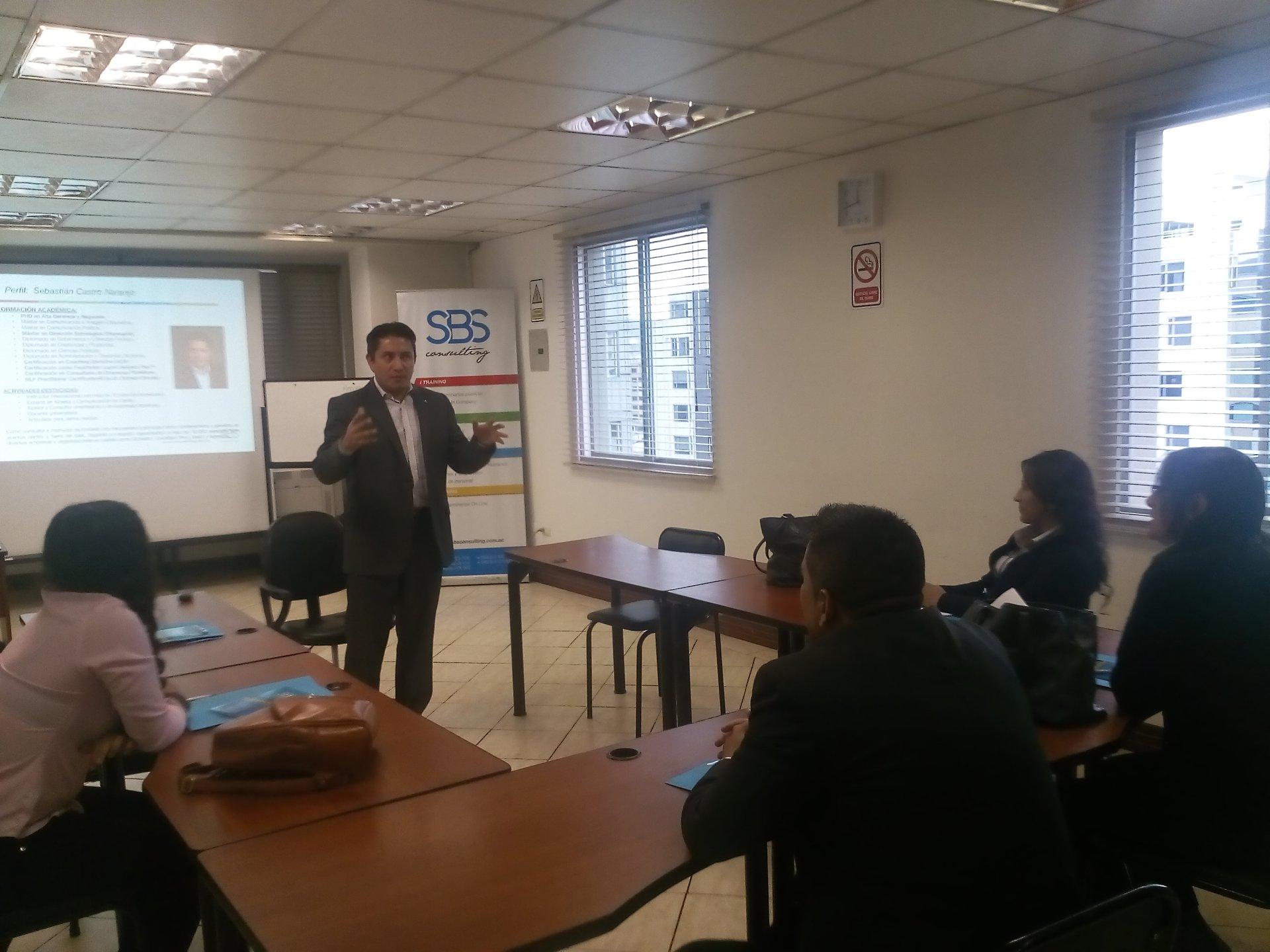 Liderazgo y Gerencia para Ejecutivos (Quito)