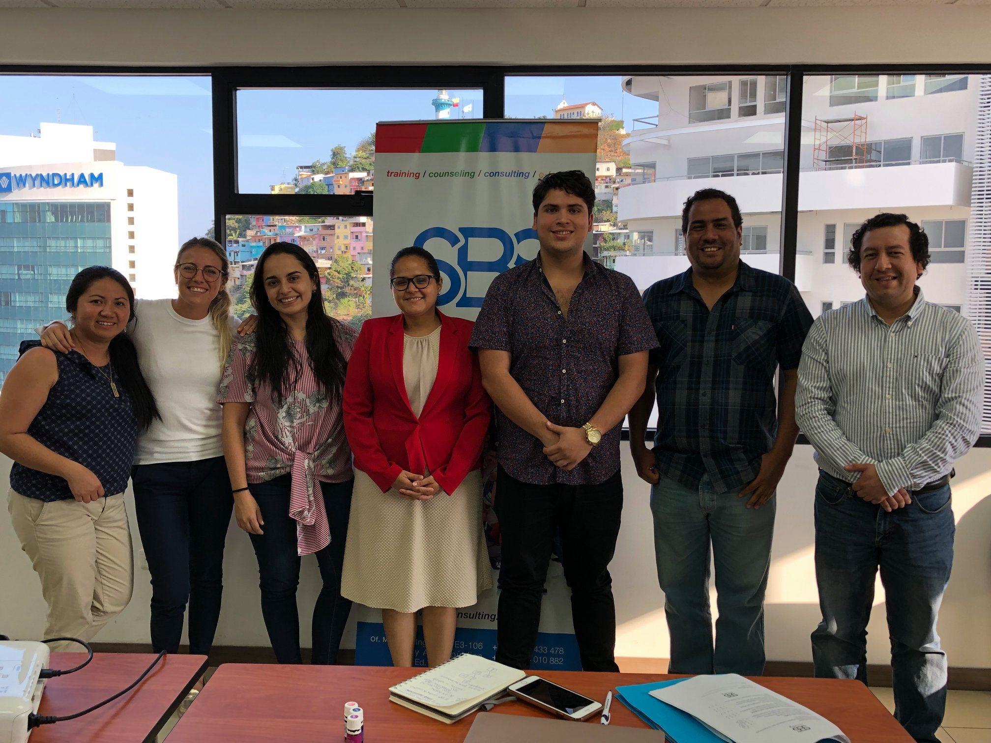 Certificación Internacional en Gerencia de Proyectos (Guayaquil)