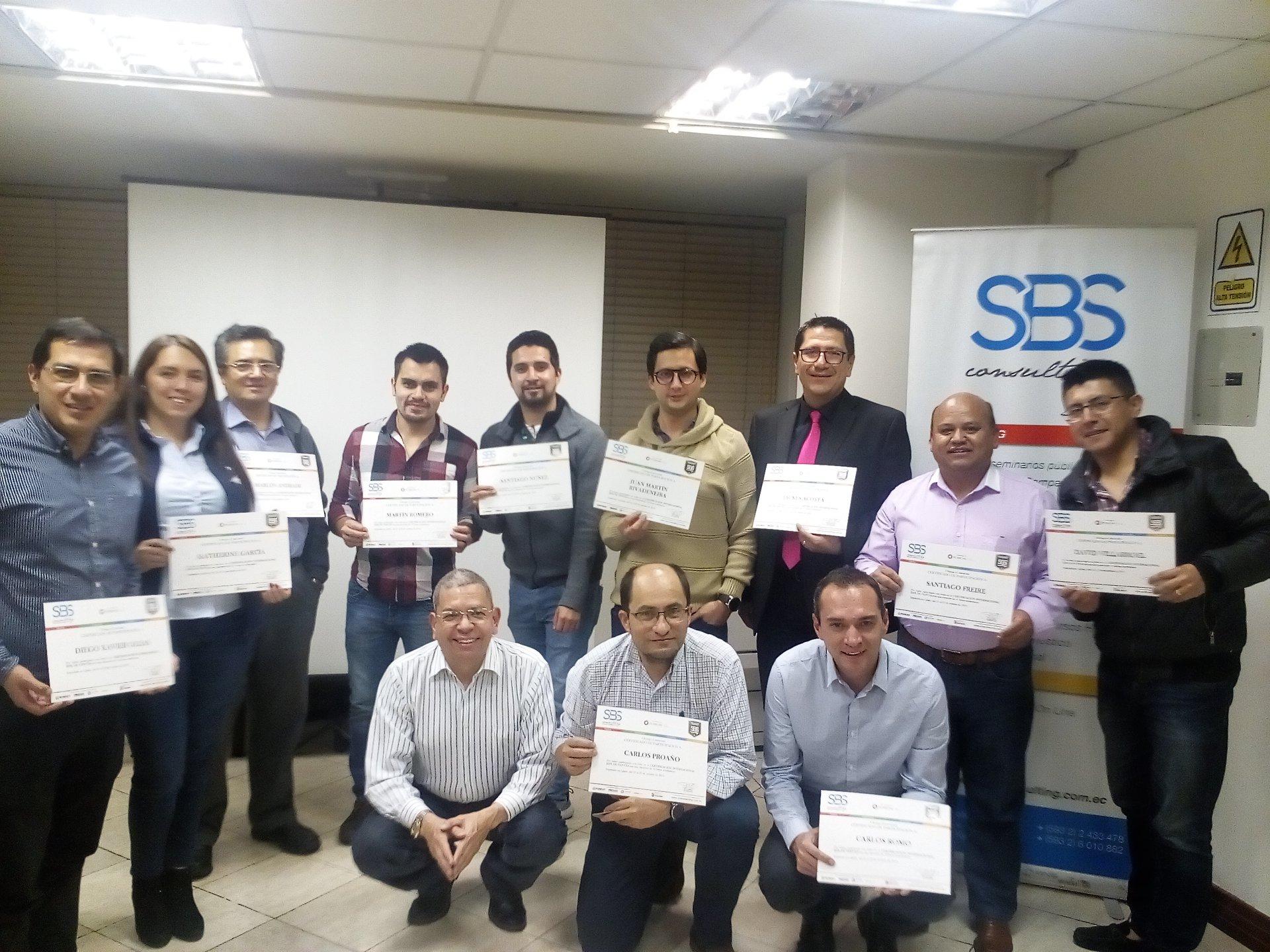 Certificación Internacional: Jefe de Ventas (Quito)