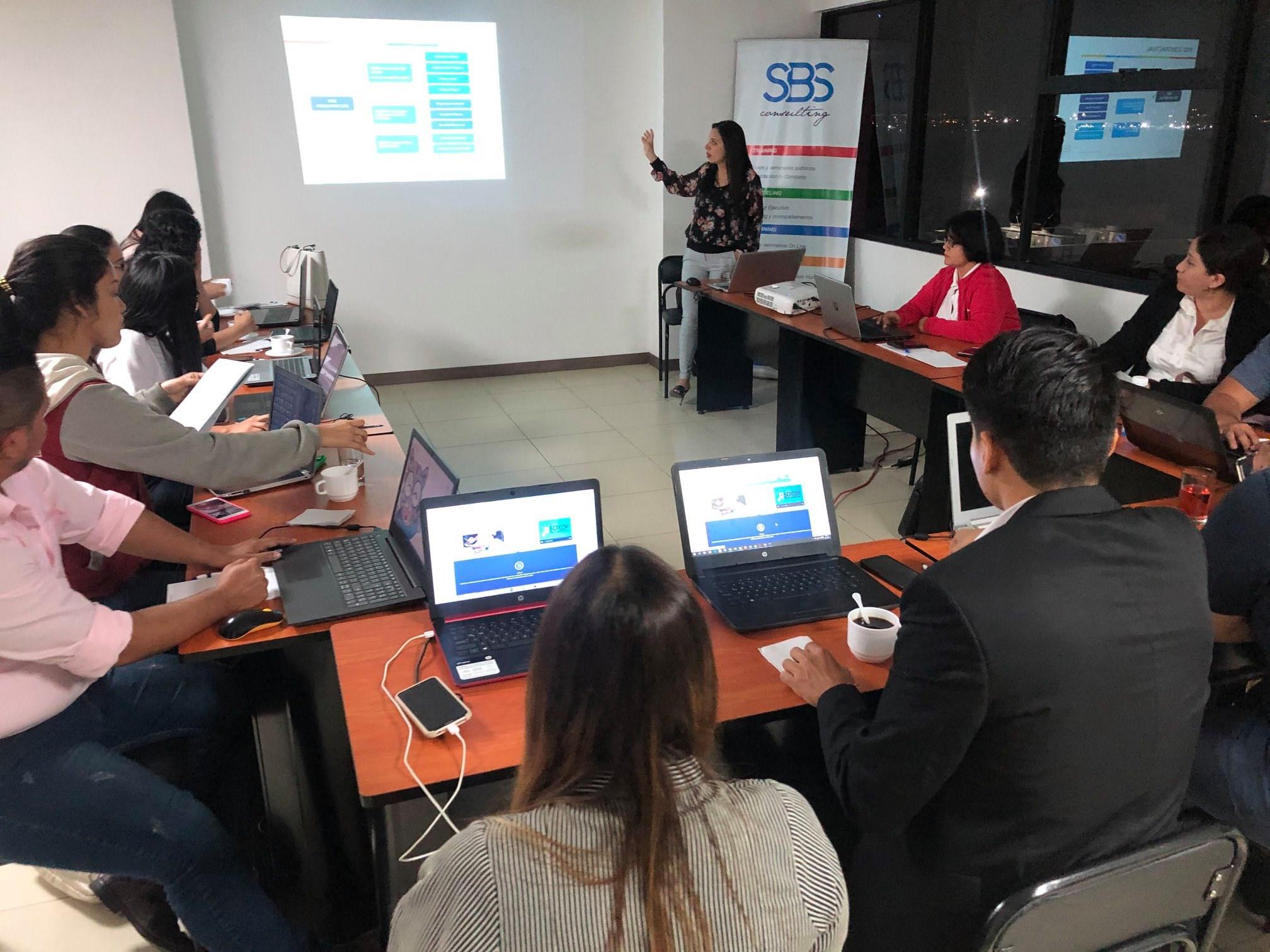 Seminario Taller: Compras Públicas y MFC (Guayaquil)