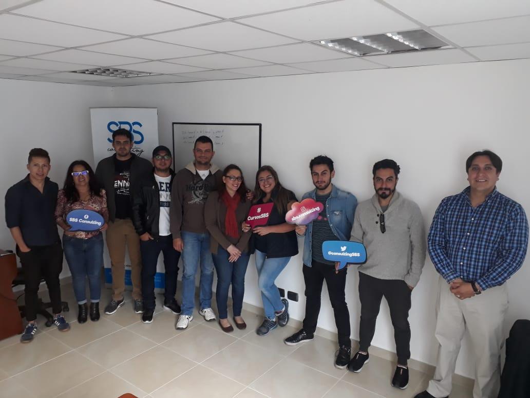 Certificación Internacional en Gerencia de Proyectos (Quito)