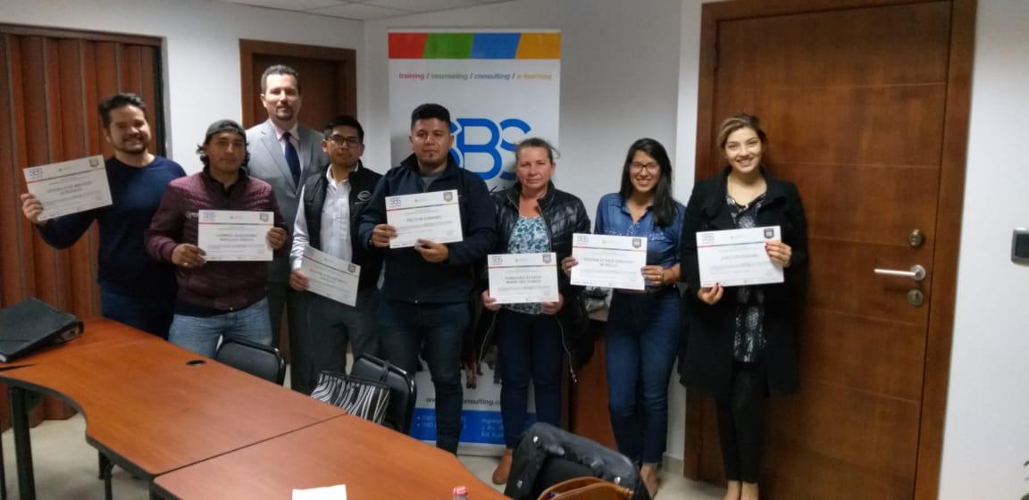 Manejo de Bodegas y Control de Inventarios (Quito)